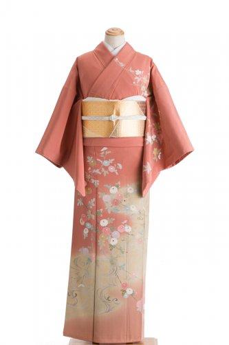 訪問着 流水に菊と桜のサムネイル画像