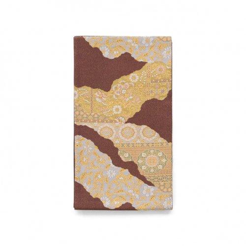 袋帯●道長取りに唐花や華紋などのサムネイル画像
