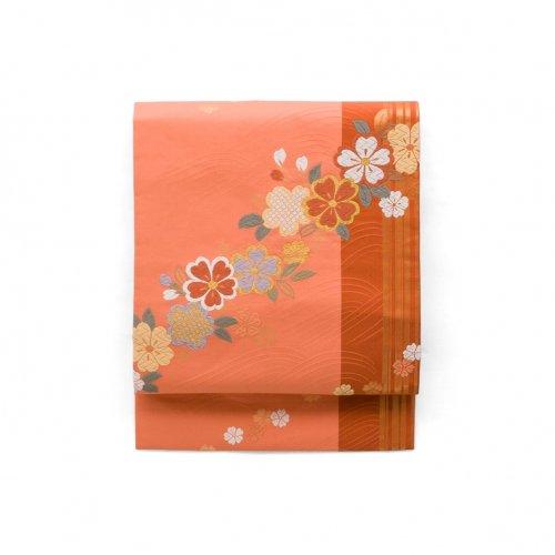 波に桜のサムネイル画像