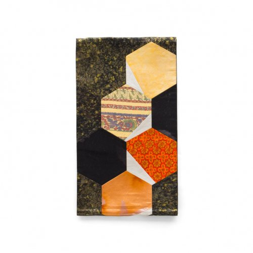 袋帯●亀甲切り嵌めのサムネイル画像