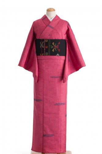 単衣 紬 エスニックラインのサムネイル画像