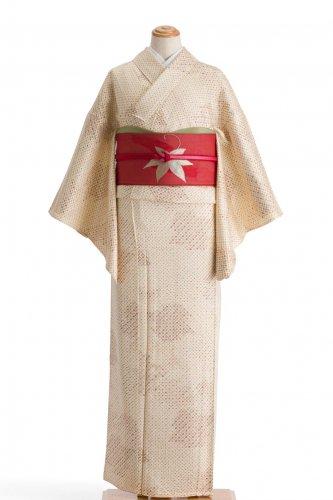 単衣 小花の松皮菱のサムネイル画像