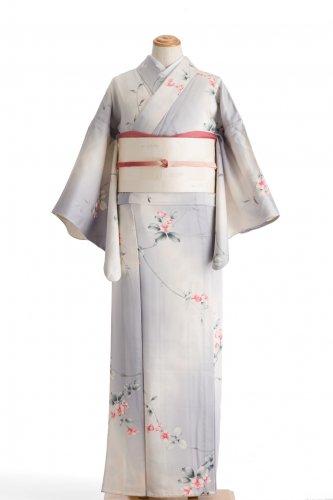 単衣 二代目清次郎 暈しに花のサムネイル画像