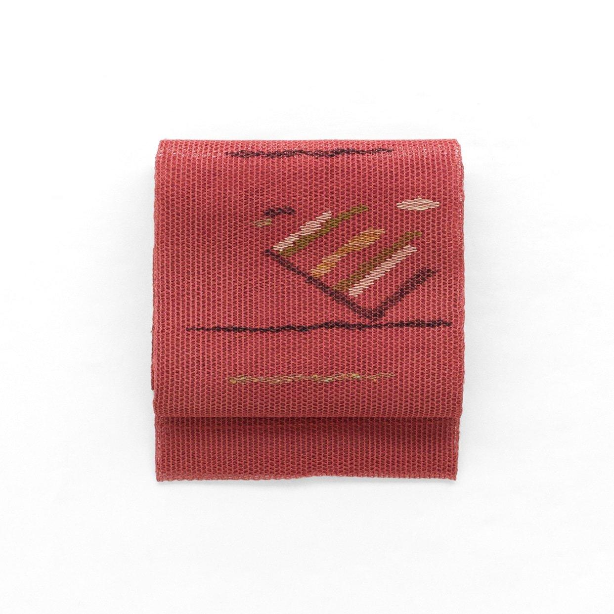 「夏帯 羅 アルファベットE」の商品画像
