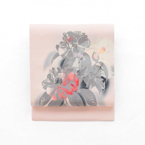 反転色の椿のサムネイル画像