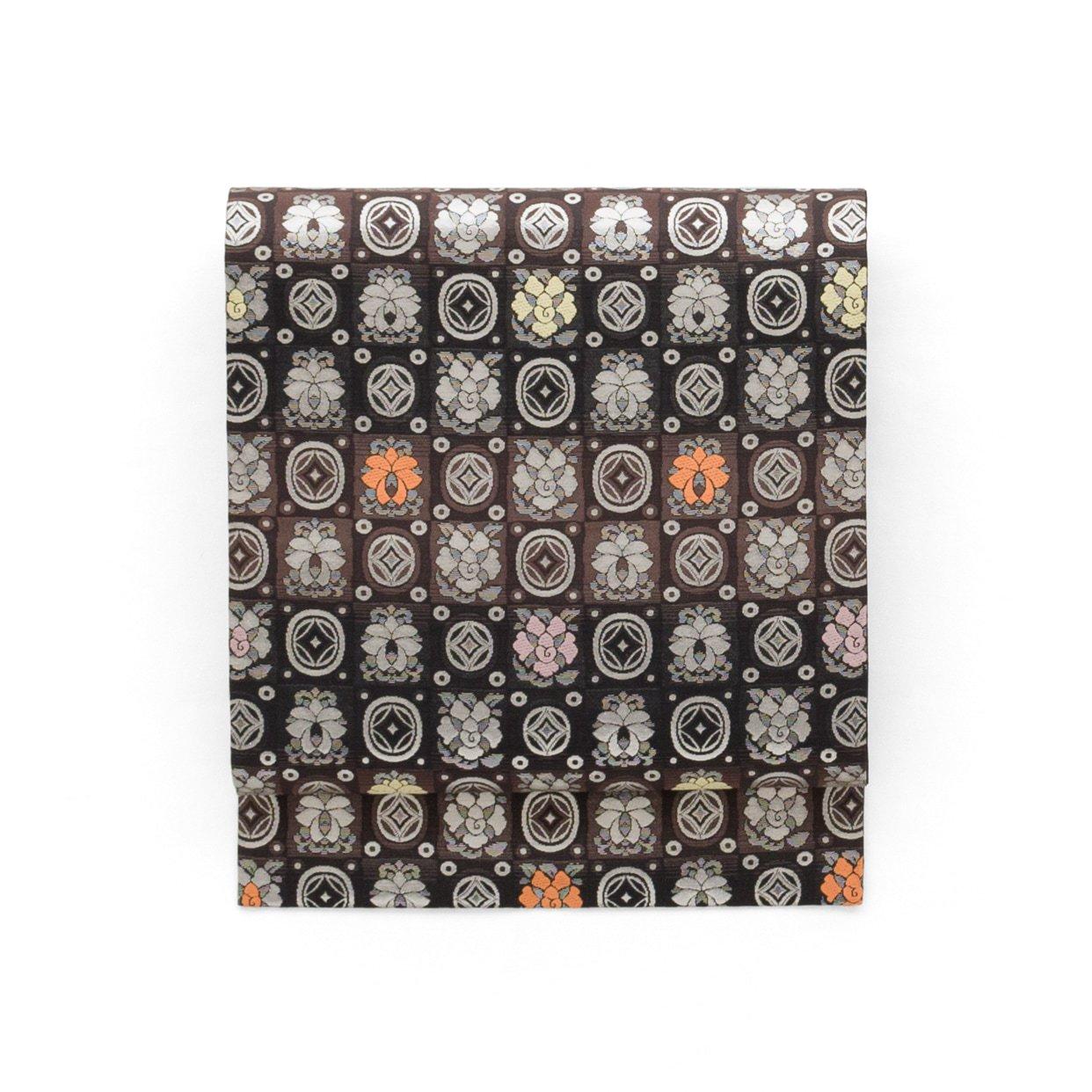 「格子に花と鍔」の商品画像