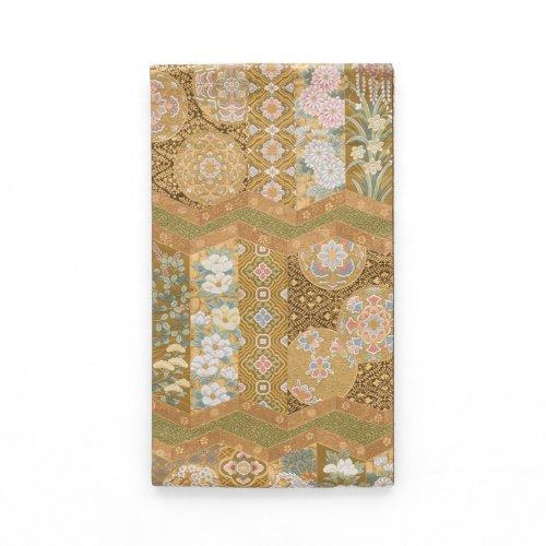袋帯●花屏風のサムネイル画像