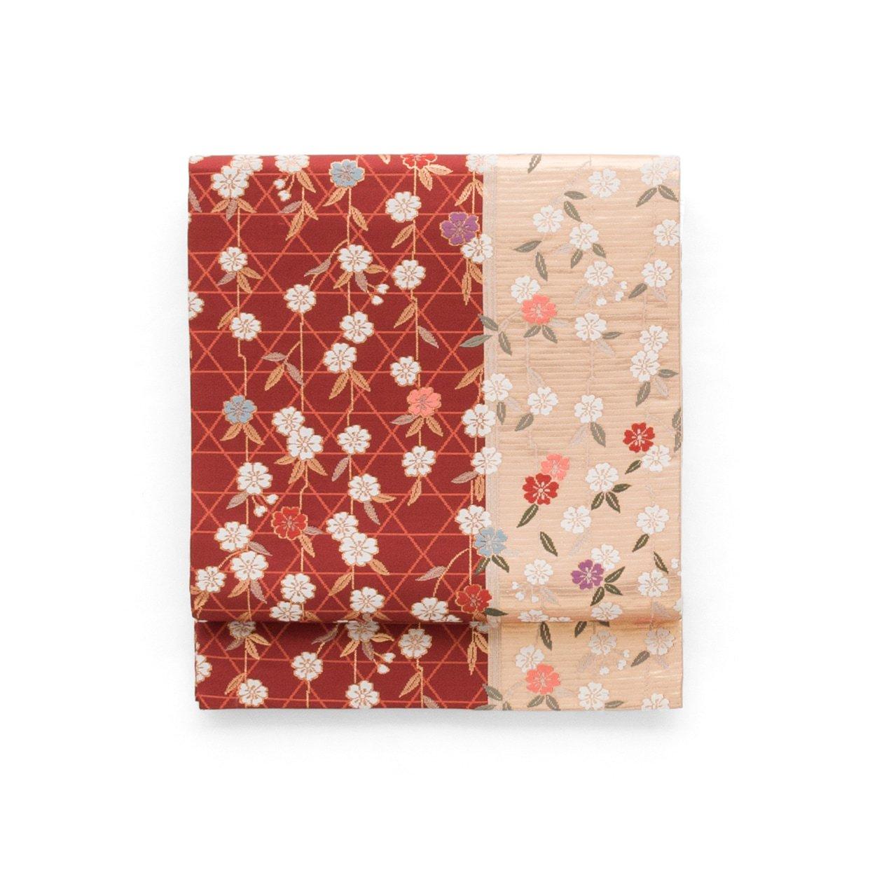 「籠目に枝垂れ桜」の商品画像