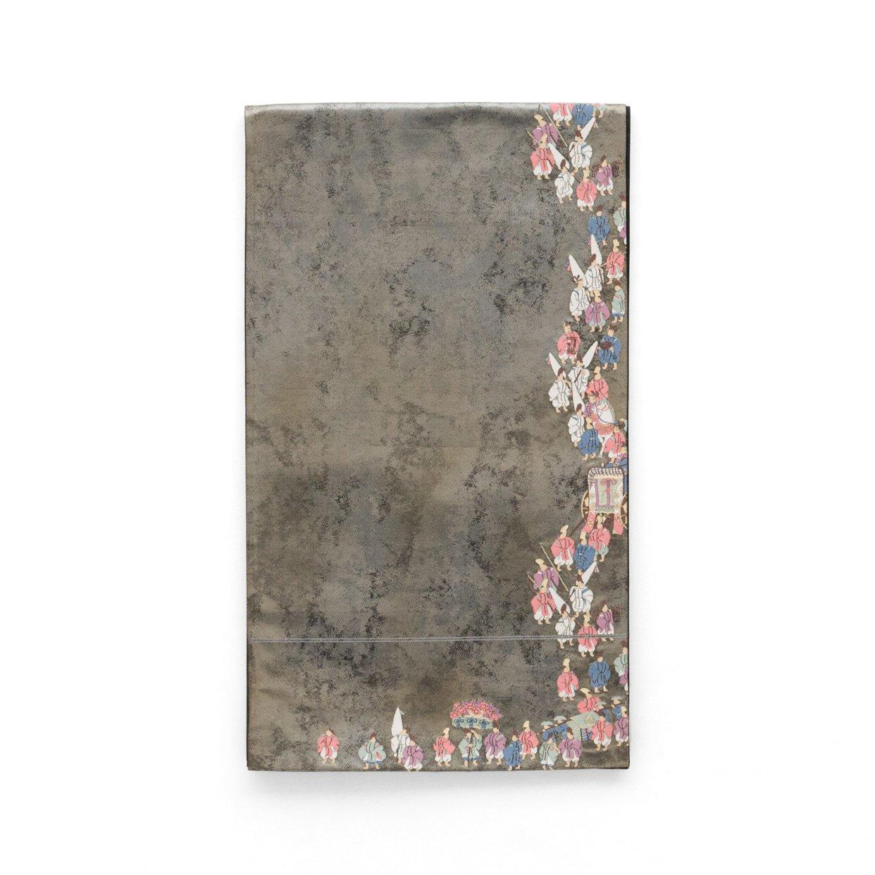 「袋帯●葵祭図」の商品画像