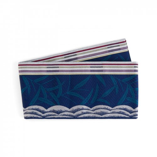 博多小袋帯 笹のサムネイル画像