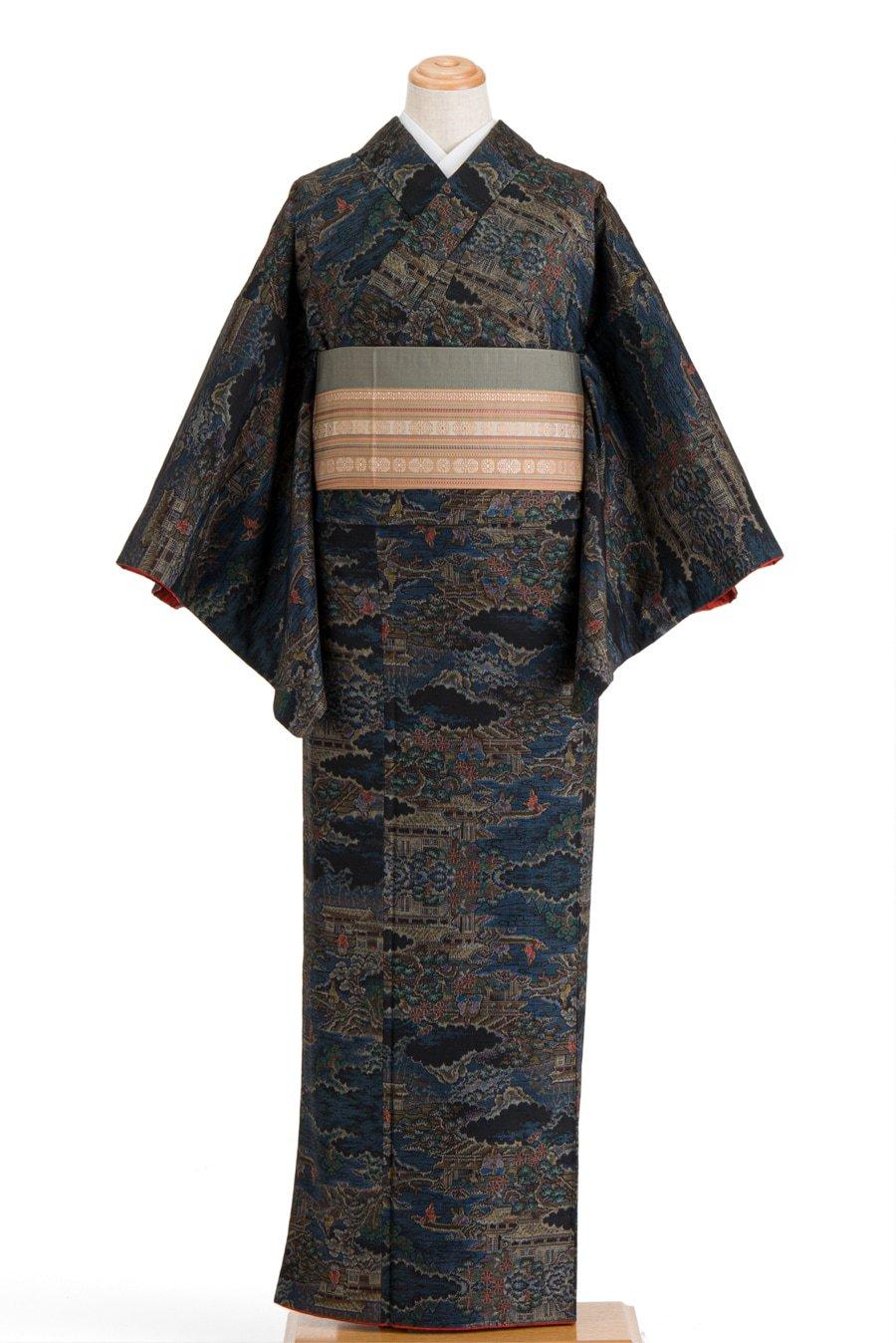 「紬 装束を纏う人々」の商品画像