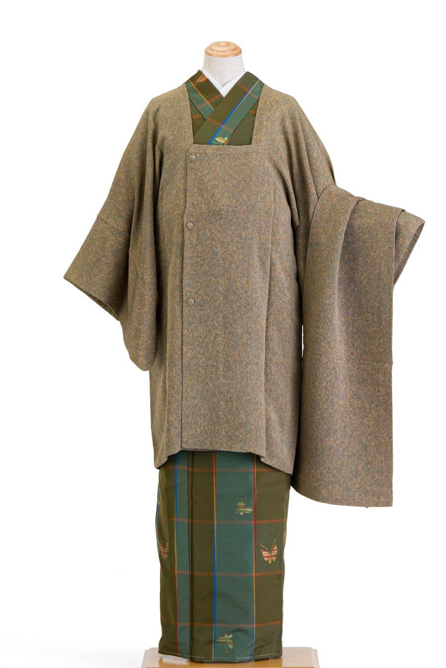 「道行コート ショール付き 斑染め」の商品画像