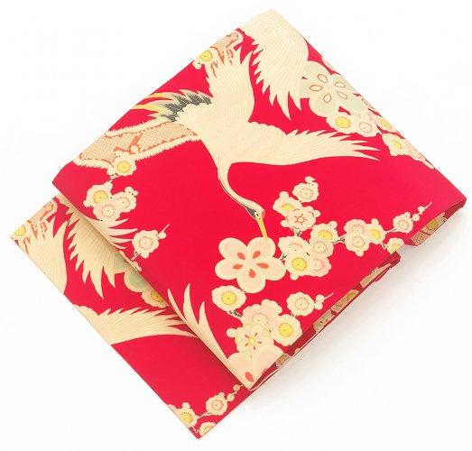 kaico 梅に鶴のサムネイル画像