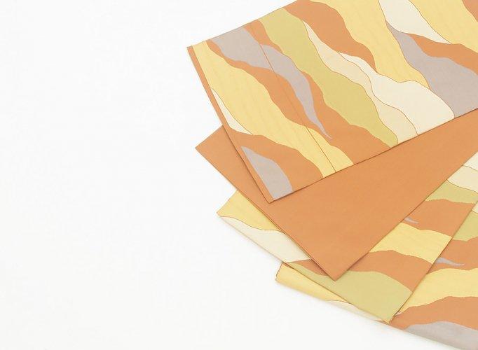 洒落袋帯●優しい波のサムネイル画像