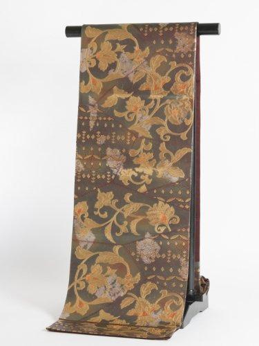 袋帯●金の唐花のサムネイル画像