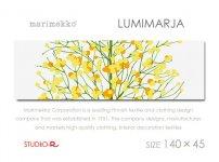 限定復刻!Lumimarja(YR)ルミマルヤ■Marimekkoマリメッコ/ファブリックパネル・ボードSOLD OUT