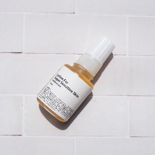 超敏感肌用化粧水(サンプル・20ml)
