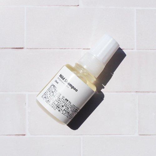 「髪の美容液」シャンプー/リンスinトリートメント (サンプル・20ml)