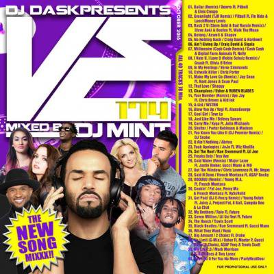 【最新!最速!!新譜MIX!!!】DJ Mint / DJ DASK Presents VE174 [VECD-74]