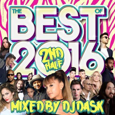 【2016年下半期最強ベスト!! 2枚組!!!】 DJ DASK / THE BEST OF 2016 2nd Half (2枚組) [DKCD-248]
