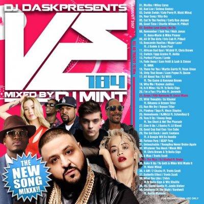 【最新!最速!!新譜MIX!!!】DJ Mint / DJ DASK Presents VE184 [VECD-84]