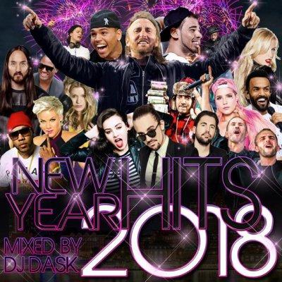 【2018年確実ヒットの新譜MIX】DJ DASK / NEW YEAR HITS 2018 [DKCD-277] - DJ DASK  Official shop