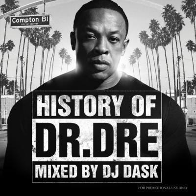 【ヒップホップ界の重鎮Dr. Dreベスト】DJ DASK / HISTORY OF DR. DRE[DKCD-221]