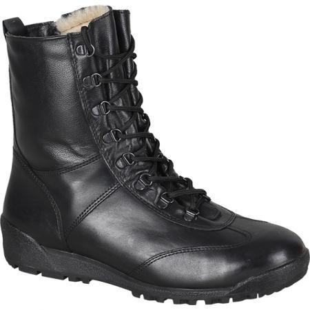"""ブーツ """"コブラZIP"""" m.12214"""