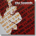 """THE SOUNDS / TONY THE BEAT (7"""")"""