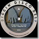 """V.A. / DIGGIN' DISCO DEEP #4 (12"""")"""