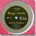 "OMEGA AMOEBA / RETRO FAILURE (12"")"