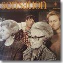 SENSATION / BURGER HABIT (LP)