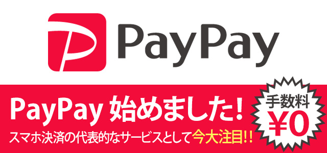 paypay残高払い導入