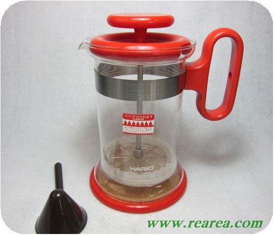 完売■ハリオ HARIO 耐熱ガラス フランセ ティー&コーヒーメーカー 3カップ (ポットサーバー3人…