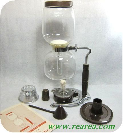 SG エスジー サイフォン 5人用  コーヒーメーカー (〓昭和レトロ雑貨