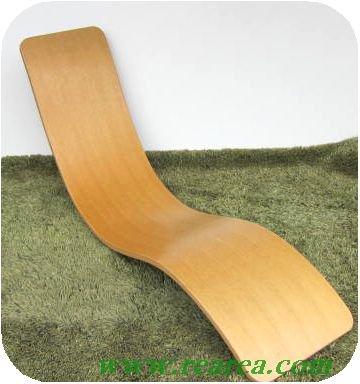 完売■足立工業 リラックスチェア (寝椅子いねむりロッキングチェア〓昭和レトロ家具