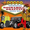 CONNY「CONNY ROCKABILLY GRAFFITI ~CONNY ROCKIN' BEST」(GC-110)