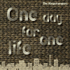 The Kingstompers「One day for One life」(TMT-0009)