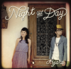 Ajara 「Night and Day」(NSR-002)