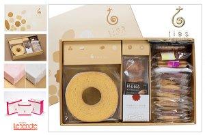 タイズコレクション焼き菓子4150円ギフト