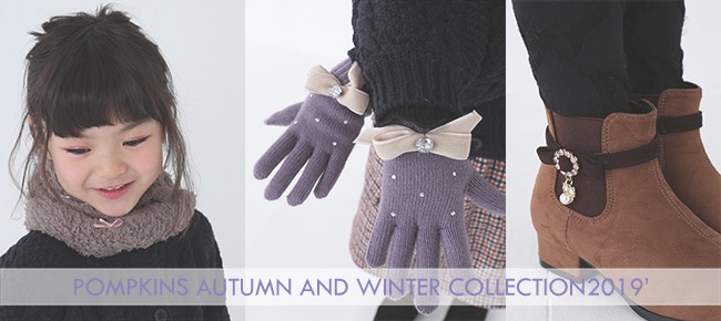 2019'Autumn&Winter Collection
