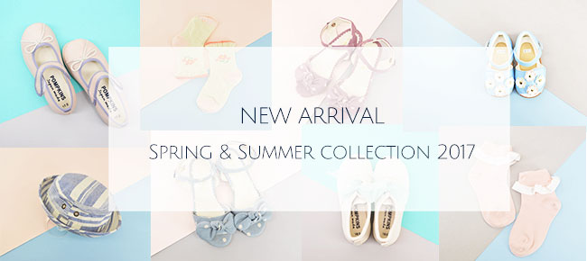 2017 Spring&Summer Collection特集!