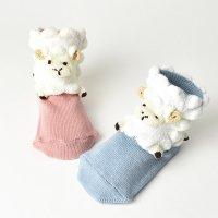 【New Size!】ポップアップソックス ひつじ/S(13cm-16cm)