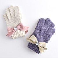 【50%OFF!】キラキラリボン手袋(2923301)/S・M
