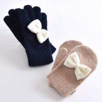 【50%OFF!】モヘア手袋(2823301)/S・M