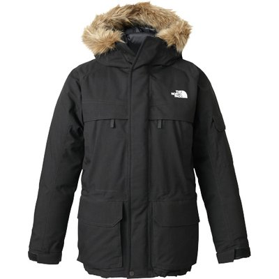 THE NORTH FACE【ザ・ノースフェイス】MCMURDO PARKA - Black