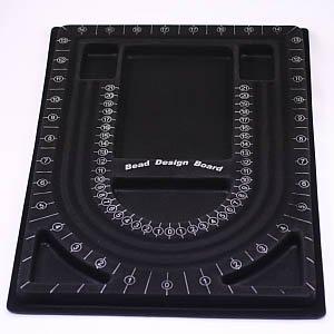 ビーズデザインボード ブラック 23cm×32cm 特価品