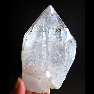 ヒマラヤ水晶ハンドヒーラー