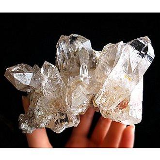 ヒマラヤ水晶クラスター<br>中心点