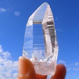 コロンビア水晶<br>光の回廊